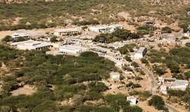 Villaggio indiano Immagine Stock
