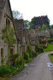Villaggio inglese Immagini Stock Libere da Diritti