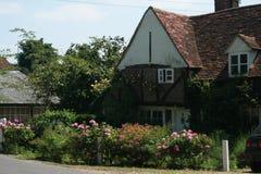 Villaggio inglese Immagini Stock