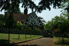 Villaggio inglese Immagine Stock Libera da Diritti