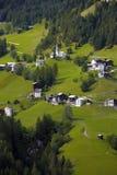 Villaggio italiano tipico Immagine Stock
