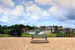 Villaggio Kent United Kingdom di Kingsdown Immagine Stock