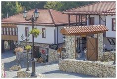 Villaggio macedone 20 Fotografia Stock Libera da Diritti