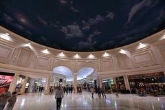 Villaggio Mall in Doha Stock Images