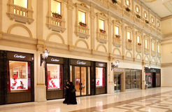 Villaggio Mall in Doha, Qatar Royalty Free Stock Images