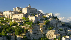 Villaggio medievale dei gurde Immagini Stock