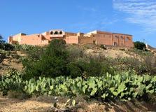 Villaggio nel Marocco Immagini Stock Libere da Diritti