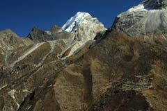 Villaggio, Nepal Fotografia Stock