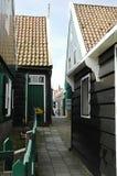 Villaggio olandese Fotografie Stock Libere da Diritti