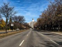 Villaggio olimpico Montreal Immagine Stock Libera da Diritti