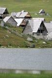 Villaggio pastorale Immagine Stock Libera da Diritti