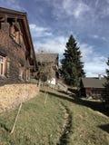 Villaggio perfetto Fotografie Stock Libere da Diritti