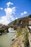 Villaggio peruviano Immagine Stock Libera da Diritti
