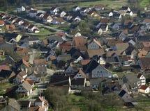 Villaggio rurale Fotografia Stock Libera da Diritti