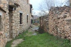 Villaggio rurale Immagine Stock