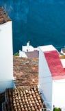 Villaggio spagnolo Fotografie Stock Libere da Diritti