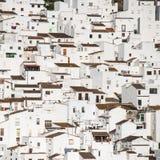 Villaggio spagnolo Fotografia Stock