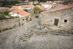 Villaggio storico di Marialva Immagine Stock