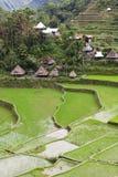 Villaggio tradizionale Immagini Stock