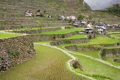Villaggio tradizionale Immagini Stock Libere da Diritti