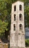 Villaggio tradizionale in Grecia Immagini Stock Libere da Diritti