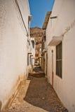 Villaggio tradizionale in Muscat, Oman immagini stock libere da diritti
