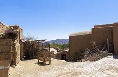 Villaggio vecchio di Kharanagh in Yazd, Iran Fotografia Stock Libera da Diritti