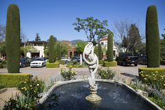 Villagio Inn and Spa in Yountville Royalty Free Stock Images