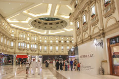 Villagio shopping centre in Doha Stock Images