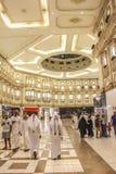 Villagio shopping centre in Doha Stock Photos