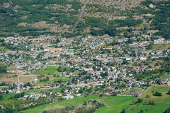 Villair Country - Quart - Aosta Royalty Free Stock Photography