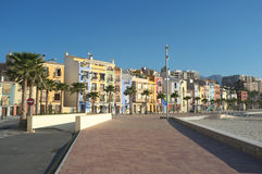 Villajoyosa Royalty Free Stock Photos