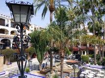 Villamartin广场,西班牙 免版税库存照片
