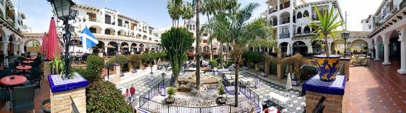 Villamartin Plaza, Spain Royalty Free Stock Image