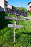 Villambistia in Saint James Way by Castilla Stock Photos