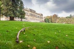 Villan Reale - parkera av Monza Royaltyfria Bilder