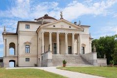 Villan Rotonda av Andrea Palladio Arkivfoto