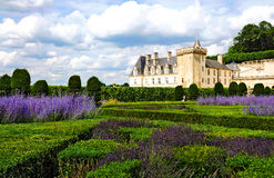 Villandry Royalty Free Stock Photo