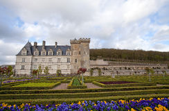 Villandry Royalty Free Stock Images