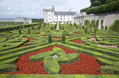 Villandry Stock Photo
