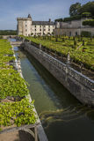 Villandry Chateau - Loire Valley - France Stock Images