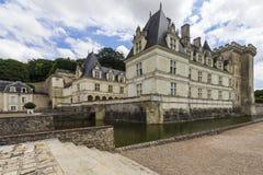 Villandry chateau Stock Images
