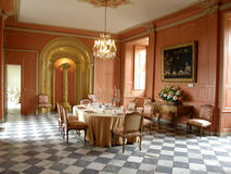 Villandry dining room Stock Photo