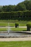 Villandry, giardino convenzionale Fotografia Stock