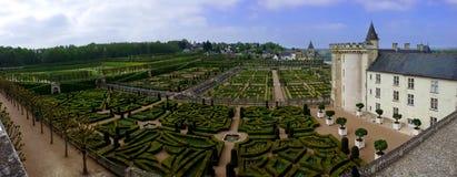 Villandry, Loire Valley, Франция стоковые изображения rf