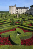 Villandry - Loire Valley - France Stock Photography