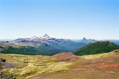 Villarica trek, Chile Stock Photos