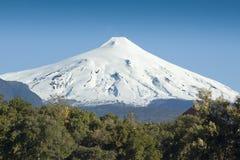 Villarrica Volcano Royalty Free Stock Image