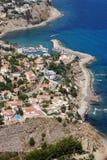 Villas on the Costa Blanca Stock Photography