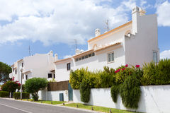 Villas d'Algarve Photos stock